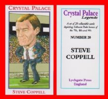 Crystal Palace Steve Coppell
